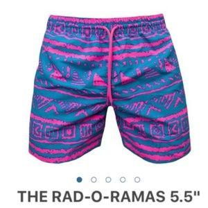 Chubbies Rad-O-Ramas Swimsuit